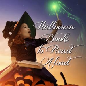 Halloween Books to Read-Aloud