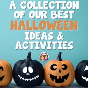 Halloween Activities for Elementary Students