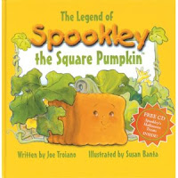The Legend of Spookley the Square Pumpkin by Joe Troiano