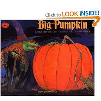 The Big Pumpkin by Erica Silverman