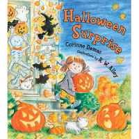 Halloween Surprise by Corinne Demas