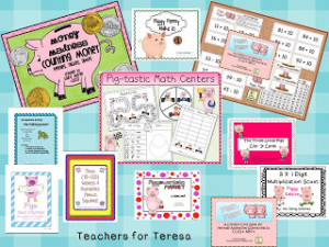 Teachers for Teresa – Great Products for a Great Cause
