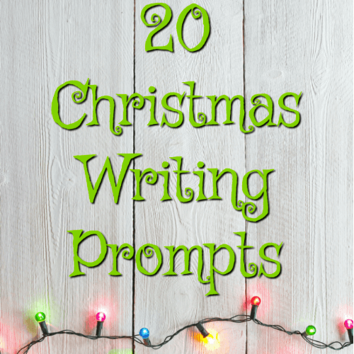 20 christmas writing prompts minds in bloom
