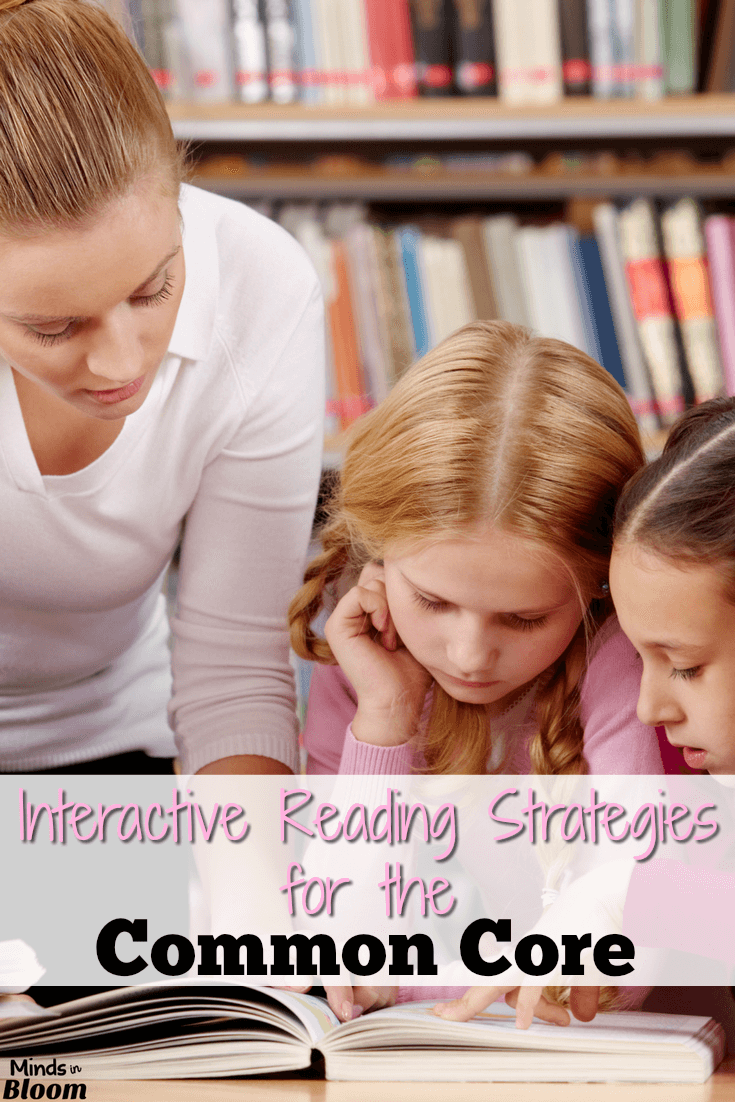 The Common Core State Standards sometimes make it seem like teaching needs to be very concrete and to-the-point. However, there's still room for creativity and interactive strategies. The Wise Guys, our guest bloggers, share a few free PowerPoints they've created that detail different interactive reading strategies to use with Common Core Standards. Download the freebies in this post!