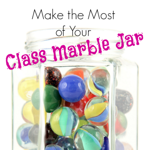 Make The Most Of Your Class Marble Jar Minds In Bloom