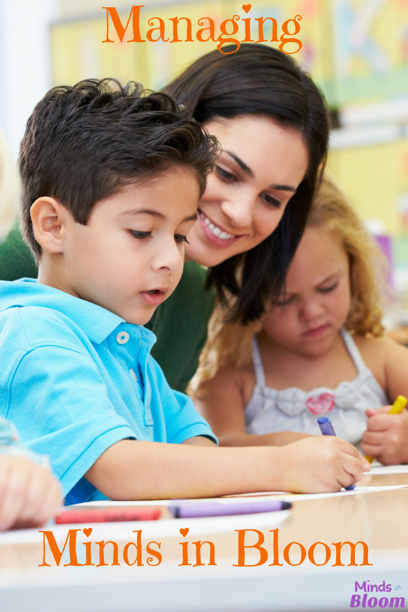 Sometimes, teachers need creative ways to manage minds in bloom. Youngsters respond well to classroom management tools that use positive reinforcement and that are fun, catchy, and attainable. Read this pair of teachers' suggestions for managing minds in bloom!