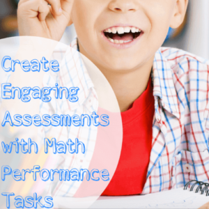 Math performance tasks are an innovative and engaging way to create math assessments that will have your students unaware that they're even learning and demonstrating comprehension--rather, they're having fun! Our guest blogger recommends GRASPS for math performance tasks. Read how to implement them in this post!
