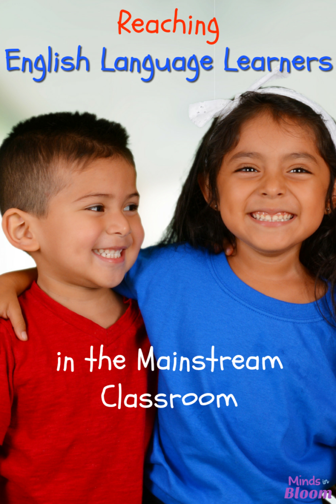 Reaching English Language Learners in the Mainstream Classroom