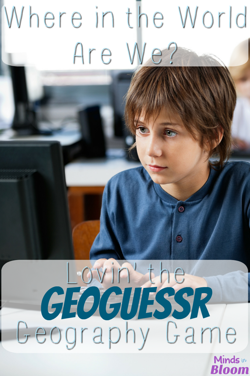 It's easy to integrate technology into your social studies class with the GeoGuessr geography game! This website allows your students to determine where in the world they are using the Street View capability with Google Maps. Teach your students how to look for clues in the Street View, and let them play!