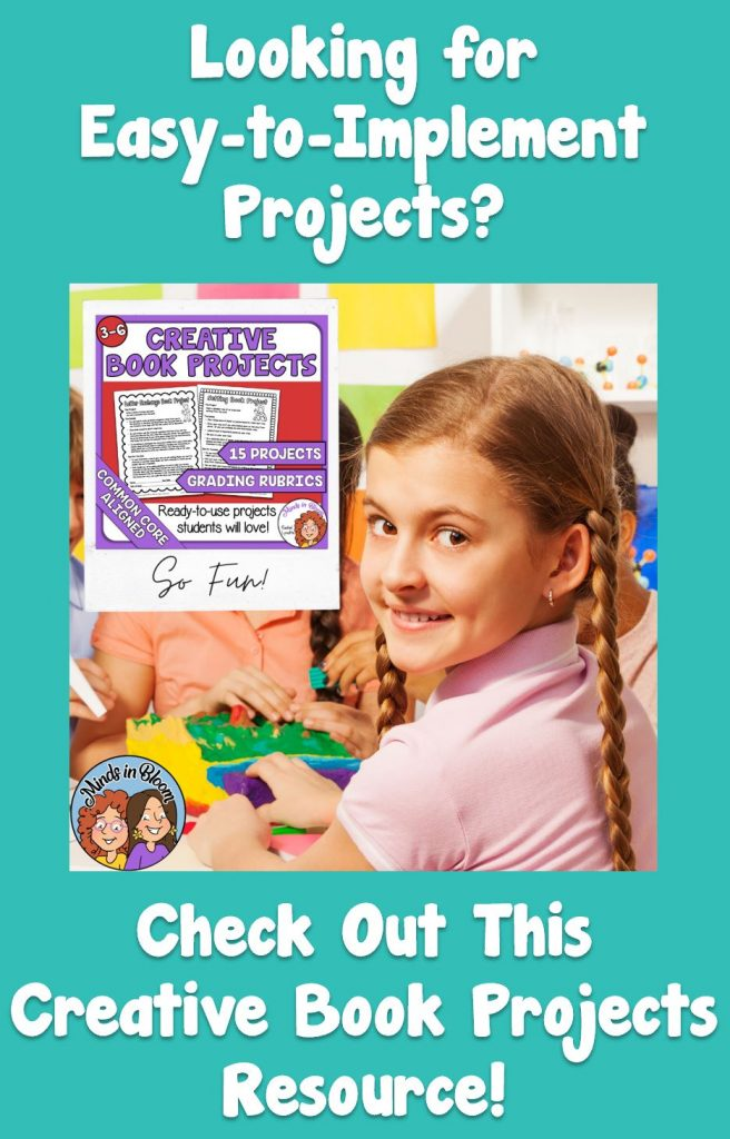 Creative Book Report Projects