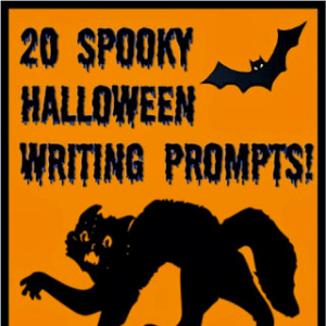 20 Halloween Writing Prompts!