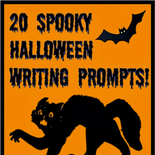20 Halloween Writing Prompts! - Minds in Bloom