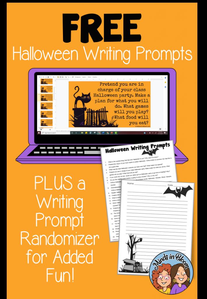 20 Halloween Writing Prompts