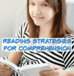 Reading Strategies for Comprehension