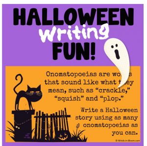 20 Halloween Writing Prompts