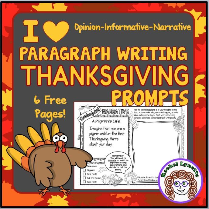 Thanksgiving essay topics