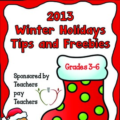Free Resources for the Winter Holidays