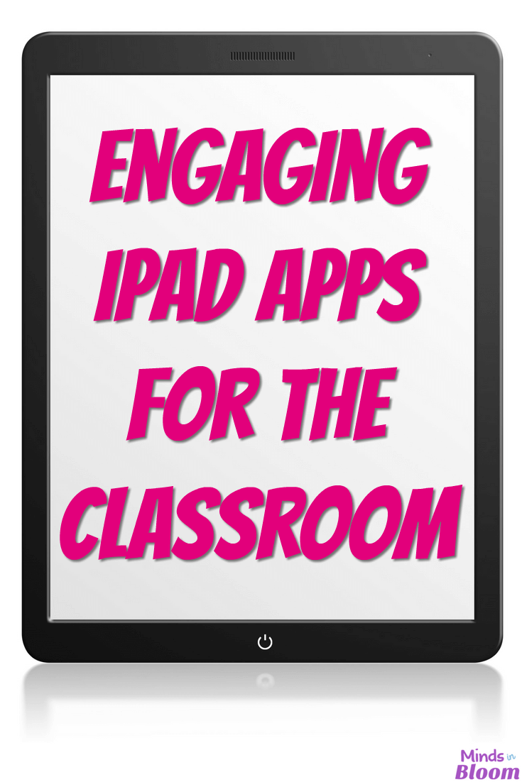 Teachers always seem to be looking for new iPad apps to use in their classrooms. Our guest blogger shares several engaging iPad apps that you can check out and download, if you think they'll be a good fit in your classroom! Click through to read her post.
