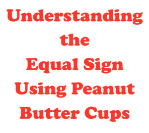Have you discovered any misconceptions about the equal sign in your elementary classroom? Our guest blogger discovered, when trying to teach pre-algebraic thinking, that her students had a big misconception about the equal sign that was preventing them from being successful. In this post she shares the creative lesson she came up with to correct their misunderstanding.