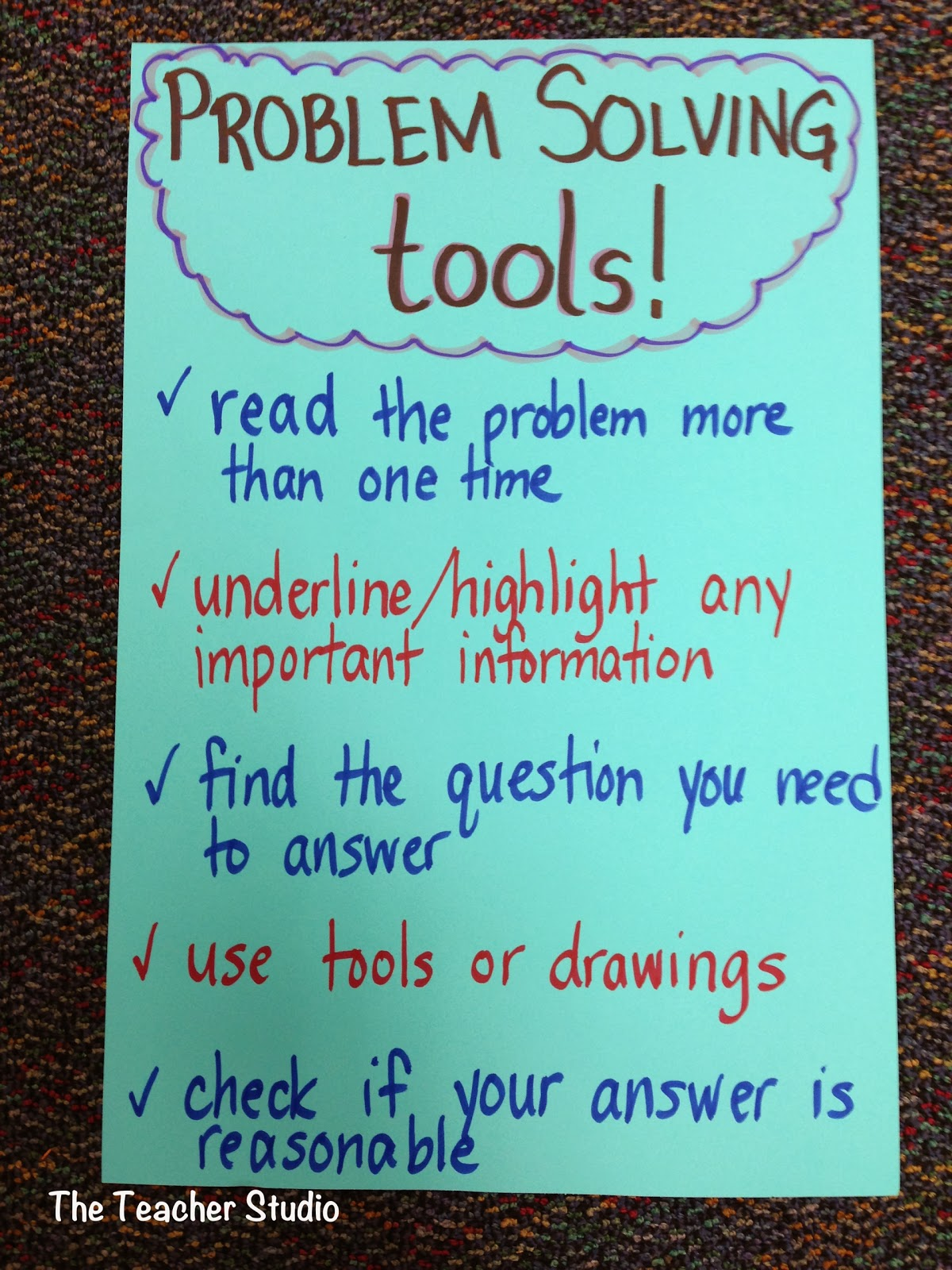 Teaching Perseverance in Math - Minds in Bloom