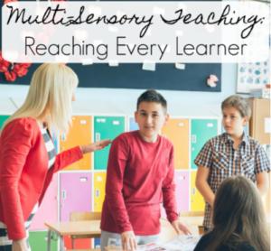 Multi-Sensory Teaching: Reaching Every Learner