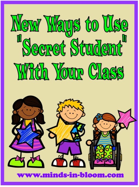 New Ways to Use Secret Student with Your Class