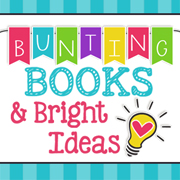 Bunting, Books, & Bright Ideas