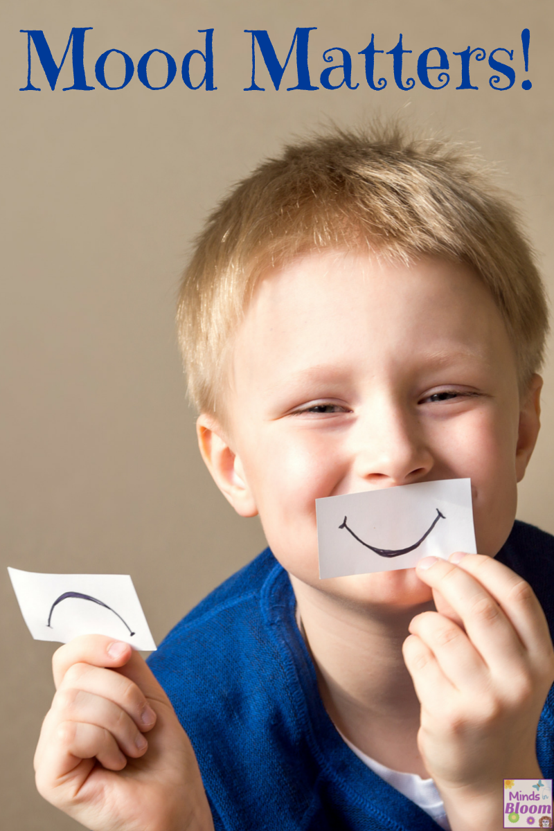 Use this trick to help you learn how much mood matters in the way your students behave and carry themselves in your classroom. Click through for more info!