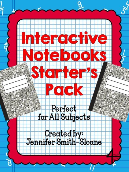 7 Reasons To Use Interactive Notebooks Minds In Bloom
