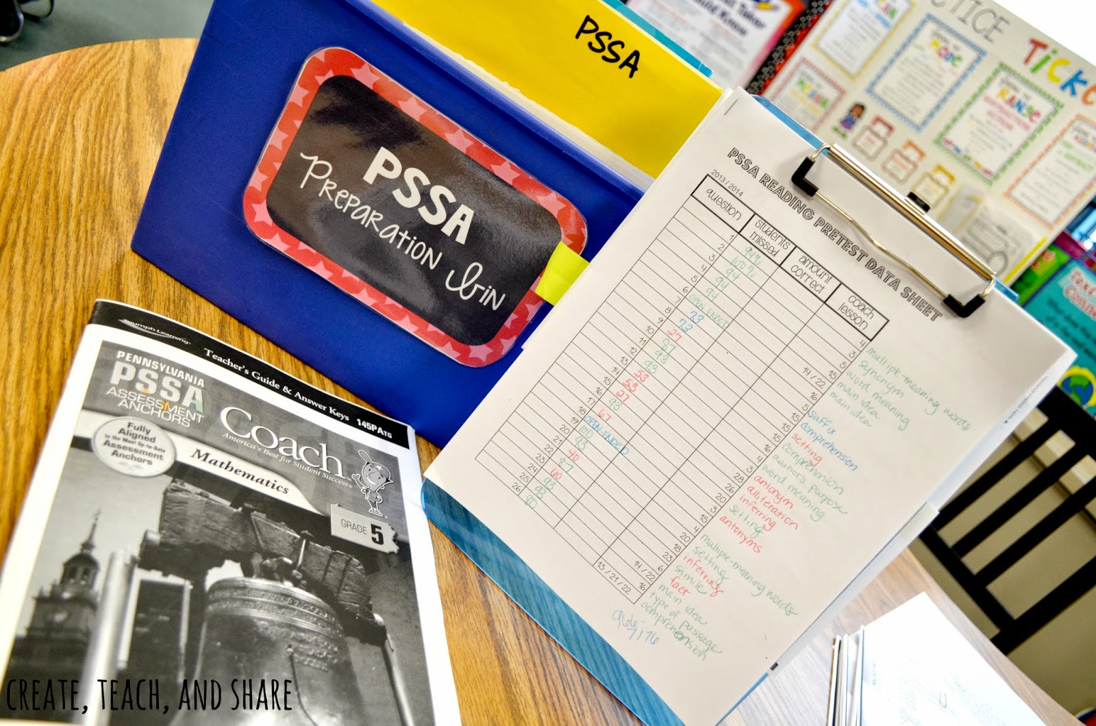 Test prep is often considered to be tedious, overwhelming, and boring. But, there are certain ways you can run your classroom and activities you can include that help with squeezing in test prep throughout the entire school year.