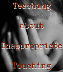 Child sexual abuse and inappropriate touching are extremely challenging topics to discuss with students. However, this is an unfortunate and sad reality for many students, and most of them keep their experiences secret. Addressing these issues head-on and making students understand that they have a safe place and person in which to confide is of the utmost importance.