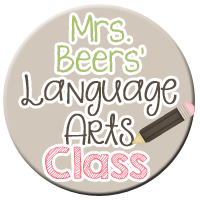 Mrs. Beers' Language Arts Class
