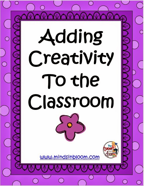Adding Creativity to the Classroom
