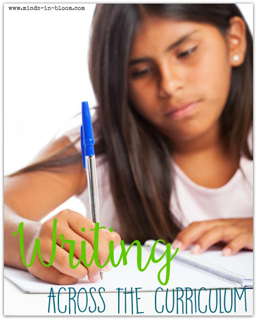 We know most students don't love writing, but these ideas for writing across the curriculum make it fun--and students won't realize they're writing!