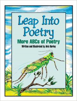 Leap into Poetry by Avis Harley