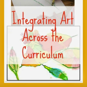 Integrating art across the curriculum doesn't have to be hard! Our guest blogger shares a variety of ways that art can be integrated into all content areas. Click through to learn more about incorporating art into English language arts, reading, writing, math, science, and social studies.