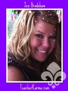 Jen Bradshaw Teacher Karma