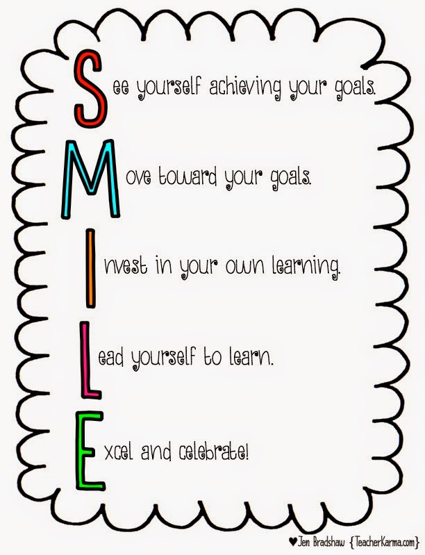 Put the ball in students' court by teaching and guiding them in setting their own learning goals. Their progress and sense of ownership will amaze them!