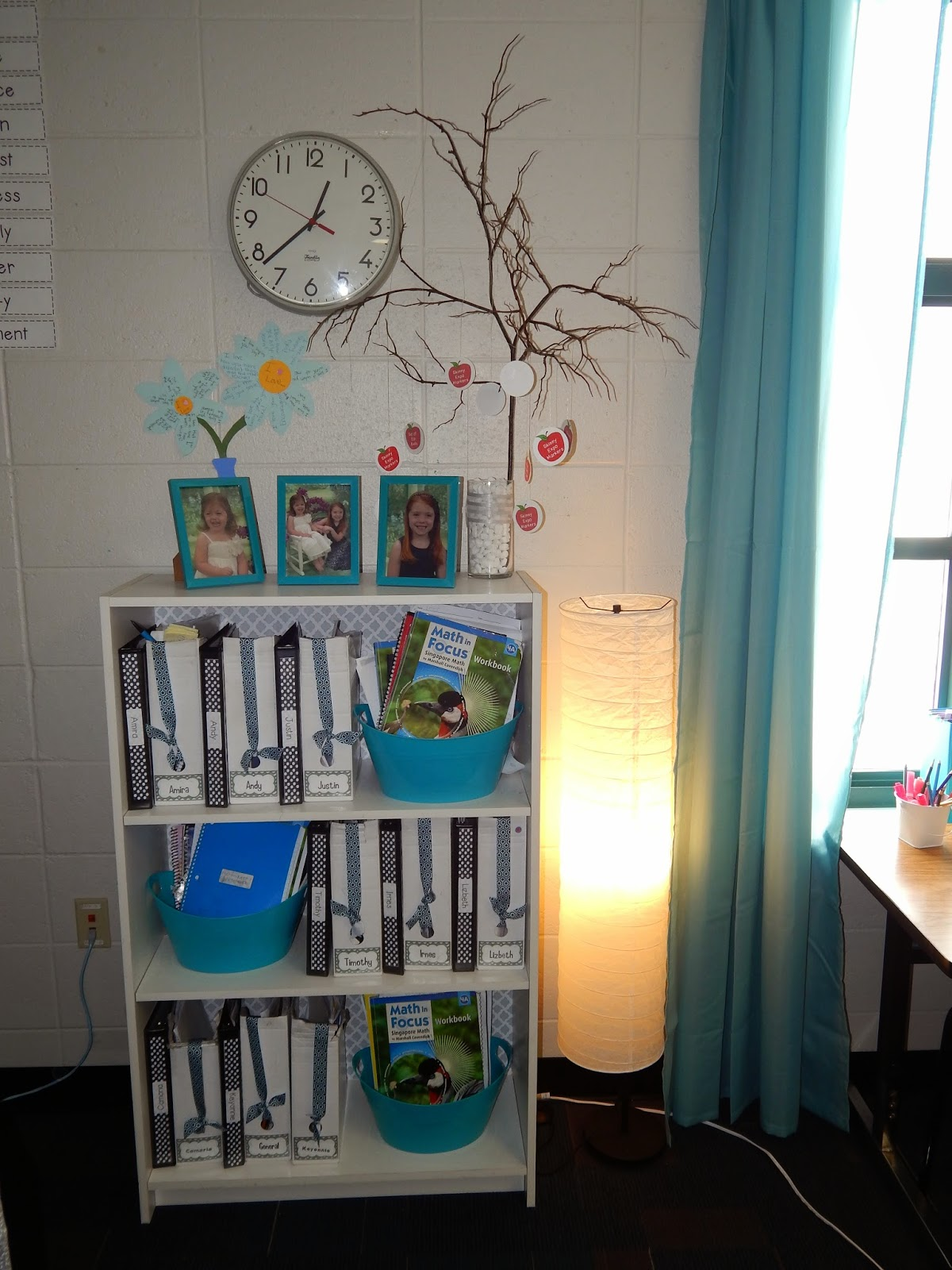 Collaborative Classroom Store ~ New classroom set up encouraging self directed learning