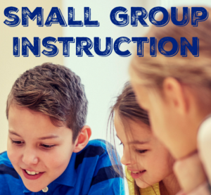 Our guest blogger shares her tips on how to effectively manage small group instruction. Her tips focus specifically on reading and math centers and small group instruction built into those center stations.
