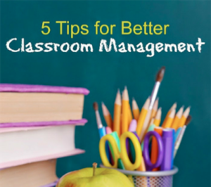 Our guest blogger is a self-proclaimed strict teacher who shares her best five classroom management tips for more control (or controlled chaos!) in your classroom. If classroom management is an area of growth for you, then you definitely want to read this post!