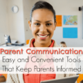 Parent communication can be tricky--tricky to do at all, let alone in the right way. Our guest blogger shares how she uses social media and other convenient tools for parent communication so that her students' parents stay informed.