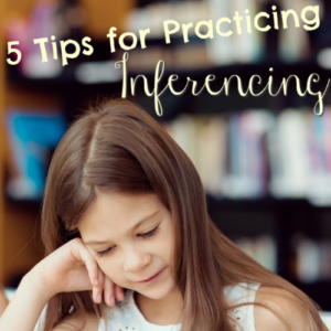 "This veteran teacher shares five tips for practicing inferencing in your Reading and Language Arts classroom. Help your students learn how to ""read between the lines"" and make inferences while they read!"