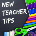 New teacher tips? Sign me up! Whether you want to admit it or not, if you're a new teacher, then you can use the advice that these six tips provide. The tips are from someone who was still a fairly new teacher at the time of writing them, so we know you'll relate. Take it easy on yourself! The first year of teaching doesn't have to be so hard!
