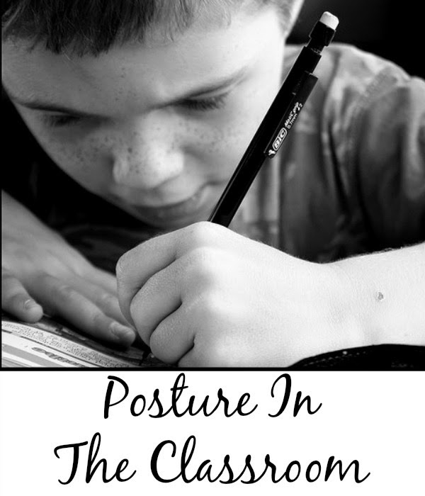 Posture in the Classroom