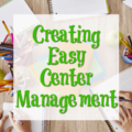 Centers are an extremely effective instructional tool, but they can be a pain to set up and keep up. Our guest blogger shares how she spends extra time at the beginning of the year (or even the end of the previous year!) to get her centers ready for the ENTIRE school year. Learn her tips in this post!