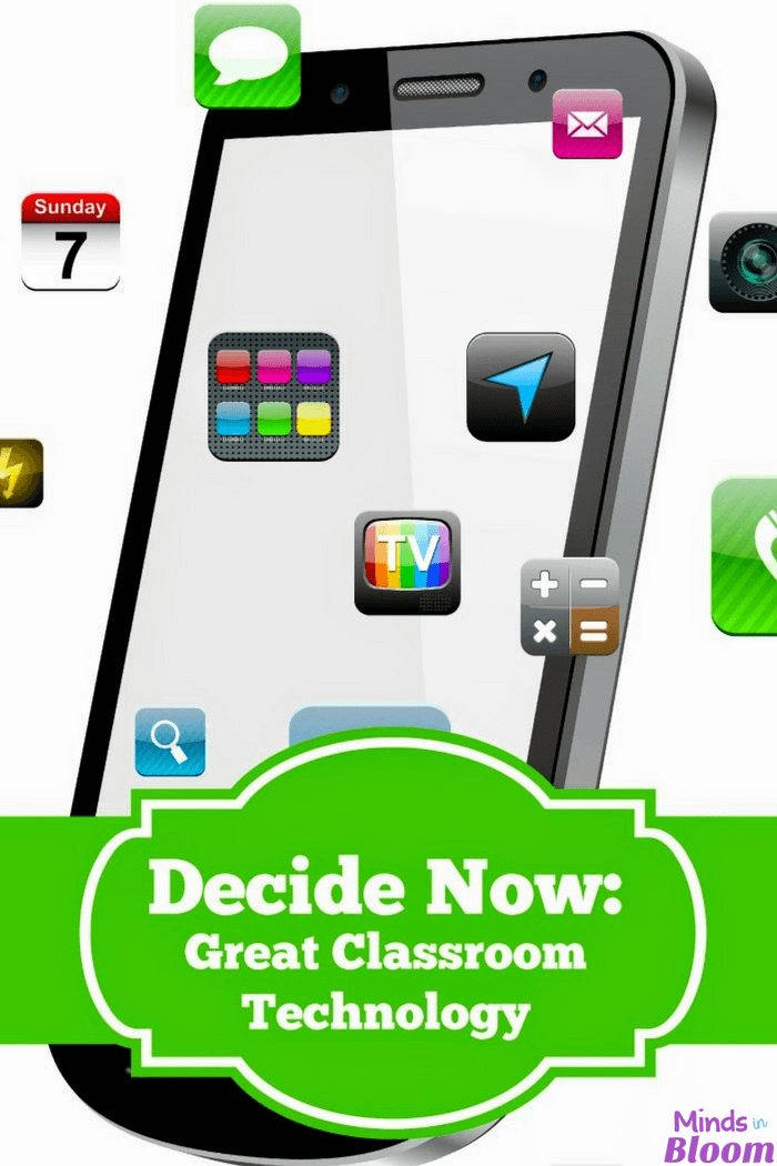 Decide Now is a cheap app that employs the use of a choice wheel, which you can use in several different ways in the classroom! What's even better is that the app stores all of your information so that you can use the same wheels later, including the next school year. Eliminate complaints about partners or new seats with the help of this app!