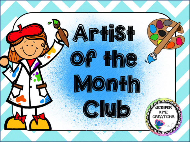 Having an Artist of the Month Club is a fun way to integrate the arts into the general education classroom. Learn how to make this work in your classroom thanks to this guest post on Minds in Bloom!