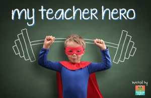 My Super Hero Teacher: Fifth Grade Teacher Mrs. Klein