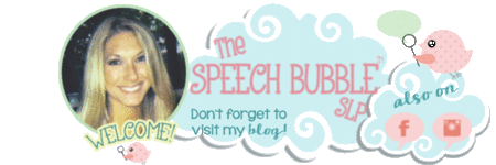 The Speech Bubble SLP